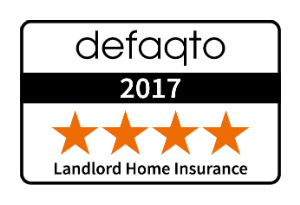 Defaqto 5 star rating for Landlord Insurance