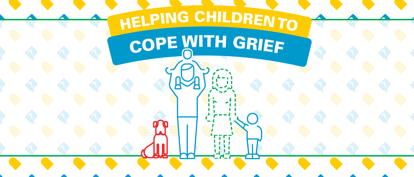Helping children to cope with grief
