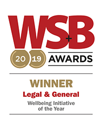 Wellbeing Initiative of the Year 2019