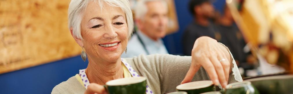 employer - workplace pensions - resources - images - IMG - RESP - woman green cup