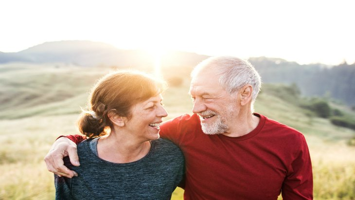 consumner - over 50s - IMAGES - Senior Couple Smiling Feature